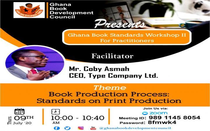 Ghana Book Standards Workshop II