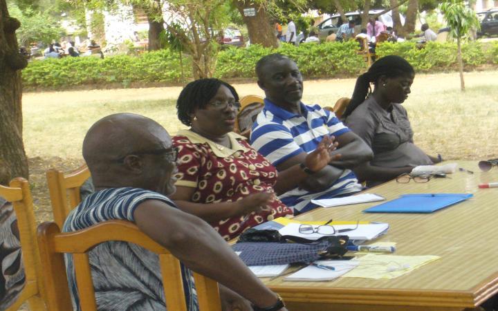 Ghana Book Development Council (GBDC) / Ghanaian Centre of PEN International Workshops on creative-writing for Senior High Schools