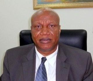 Professor Joshua Alabi , Chairman Ghana Book Development Council,